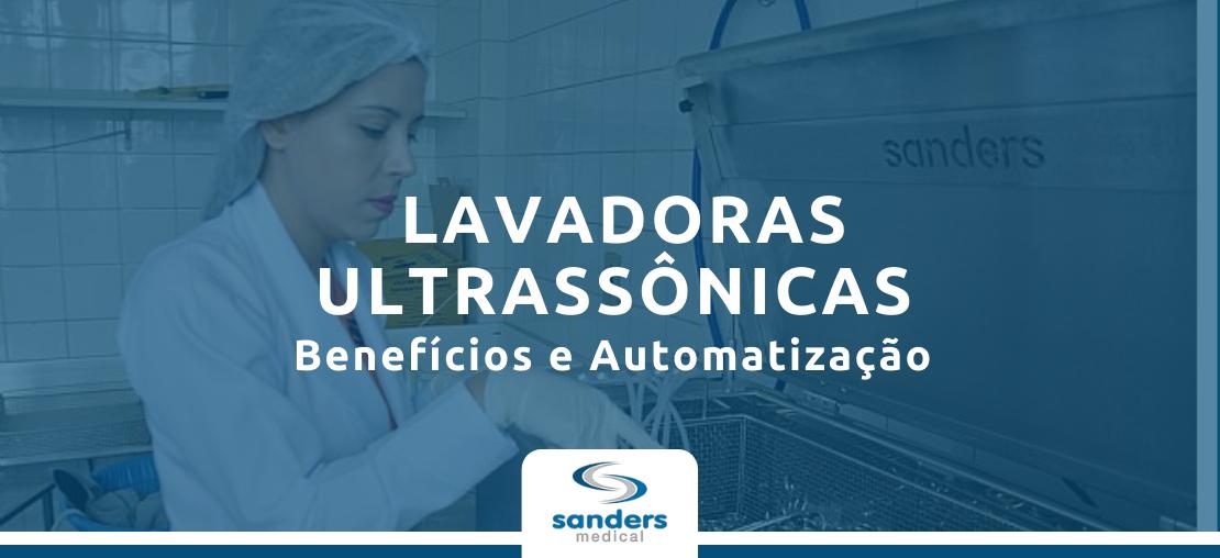 Lavadoras Ultrassônicas | Benefícios e Automatização