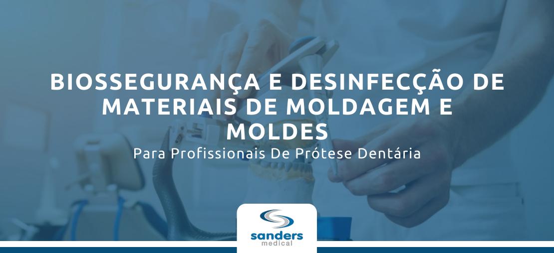 Biossegurança E Desinfecção De Materiais De Moldagem E Moldes Para Profissionais De Prótese Dentária – Diferentes Técnicas de Desinfecção